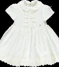 0034025eb Piccola Speranza Ivory Collared Dress