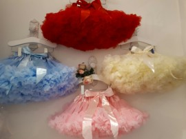 Coloured Petticoats/Tutus