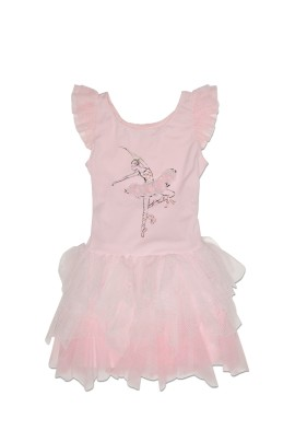 Kate Mack Ballernia Pink Dress