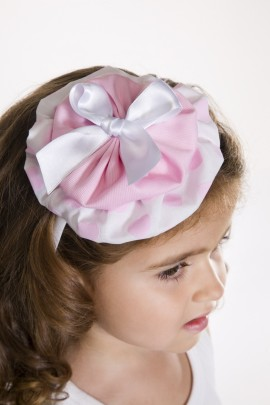 Petit Bebe Loveheart Hairband