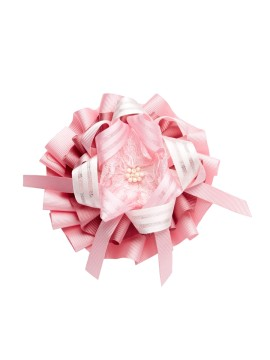Little Darlings Pink Rosey Glow Hairclip